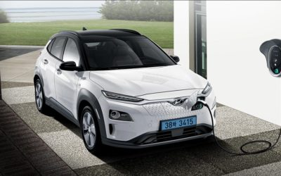 Hyundai Kona Electric Recalled After Several Burned Out