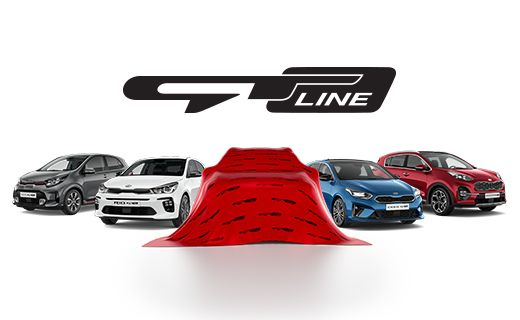 A New Teaser of Upcoming New Kia GT-Line Model