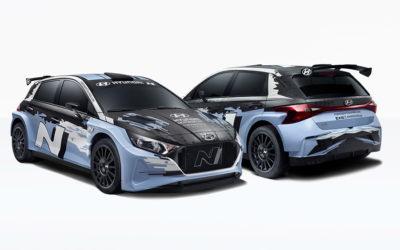 Meet the Hyundai i20 N Rally2
