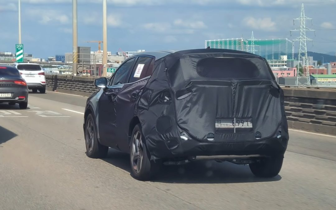 Here's Why the Next-gen Sportage was Delayed