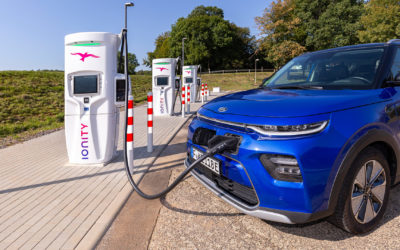 Hyundai Motor Group Officially Joins IONITY EV Charging Network