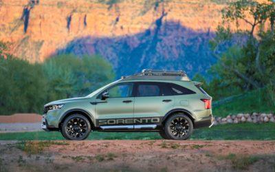 Kia Unveils Rugged Sorento Yosemite & Sorento Zion