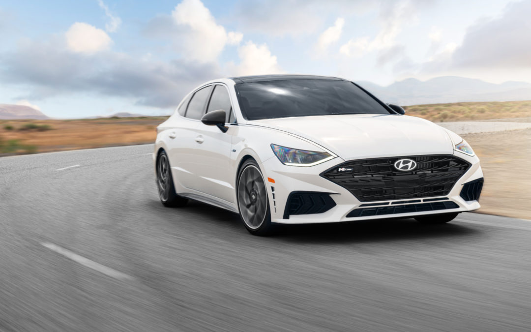 US-Spec Hyundai Sonata N-Line Priced