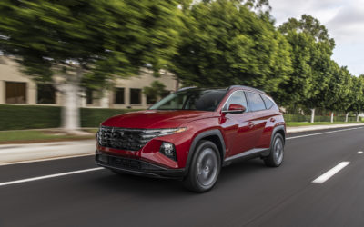 Hyundai Reveals US-Spec All-New 2022 Tucson