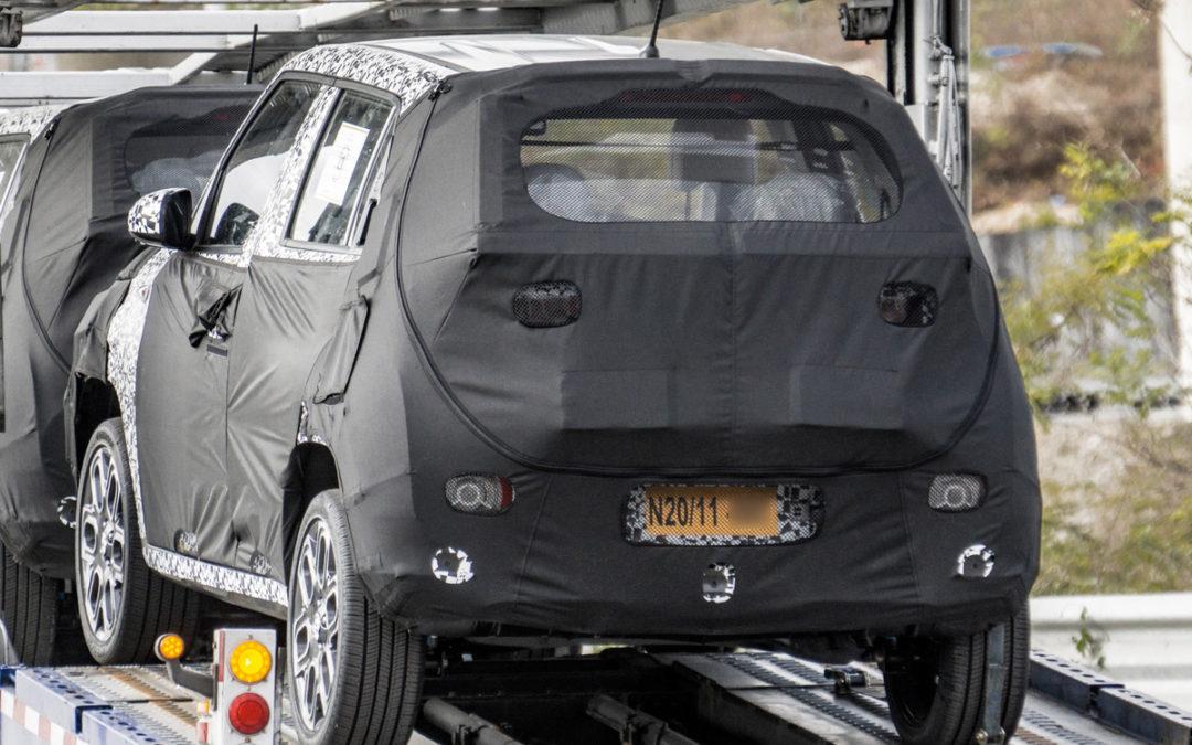 Mysterious Small SUV Could be Next Hyundai A-Segment SUV