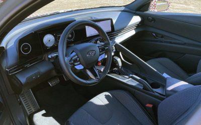 Hyundai Elantra N: New Info & 1st Look Inside