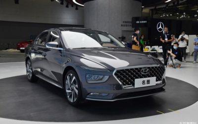 Hyundai Reveals All-New Mistra & Mistra EV for China