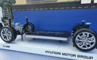 Hyundai Reveals E-GMP Platform Details