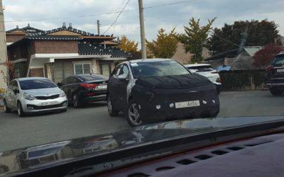 Next-gen Kia Sportage Spied in South Korea