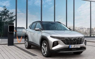 Hyundai Releases More Info of Tucson Plug-in Hybrid