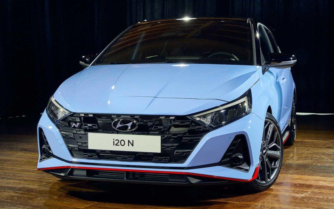 Hyundai's i20 N Real-world Gallery