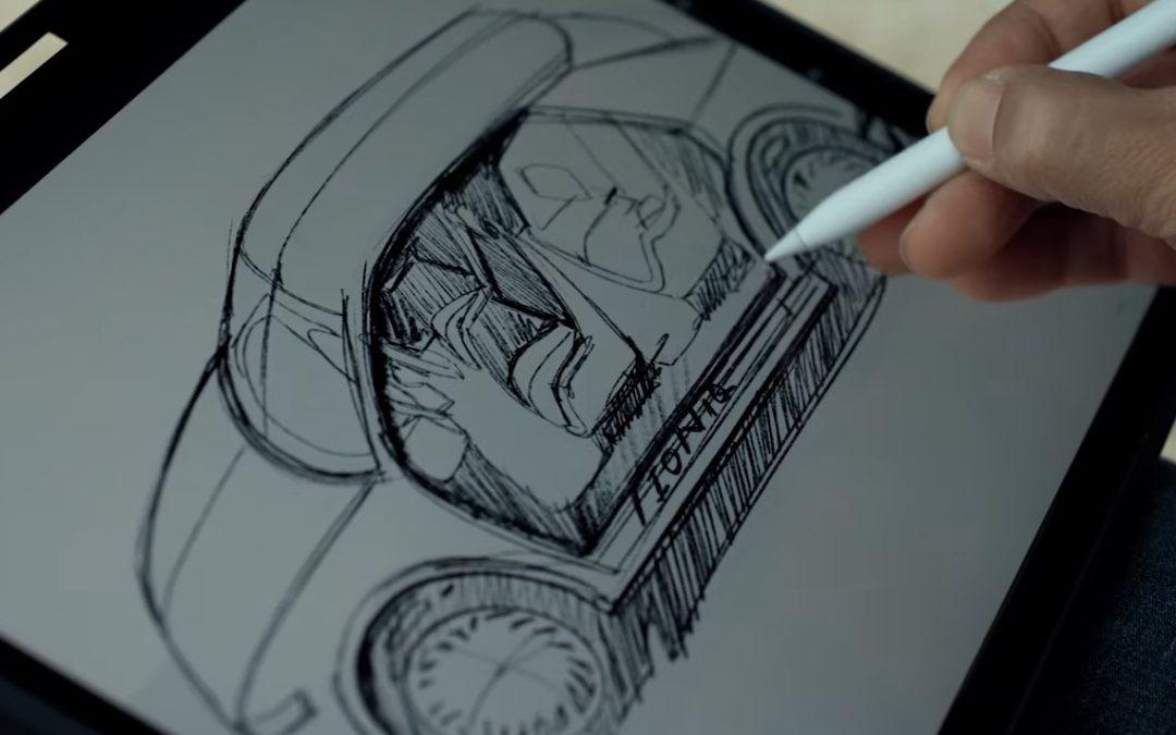 Hyundai IONIQ 5 Design Teaser Film