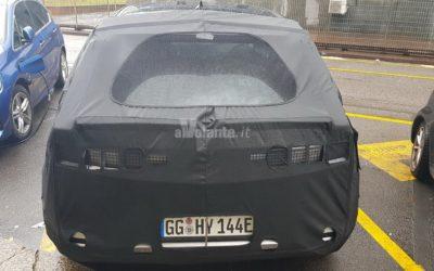 Hyundai Ioniq 5 Spied in Milan, Italy