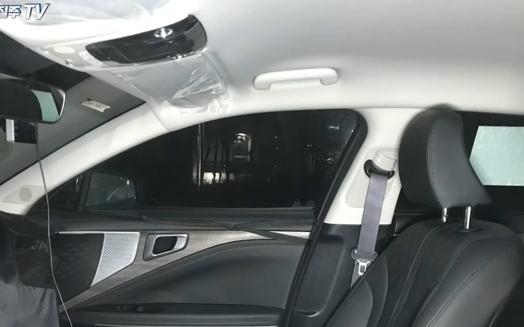 First Look Inside of All-New Kia K8