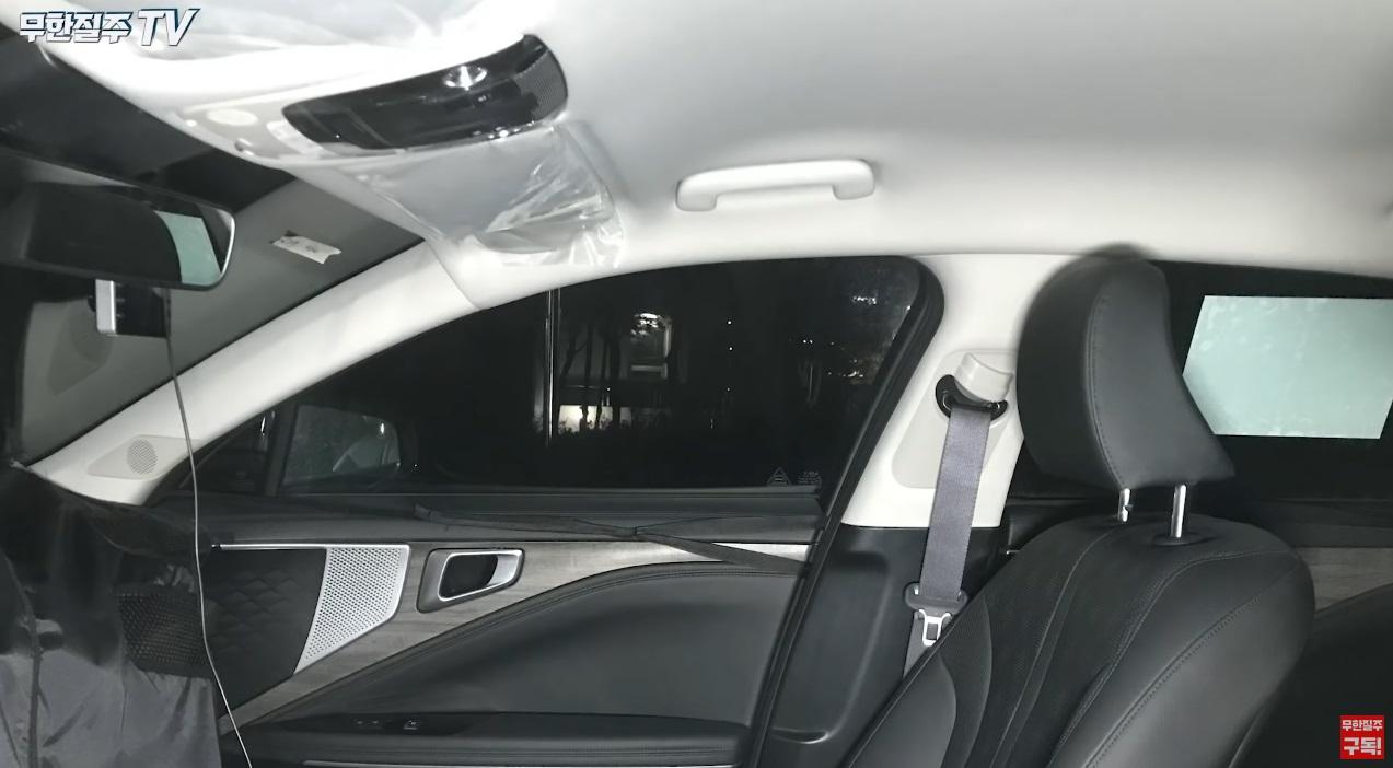 kia k8 interior gl3 (2)