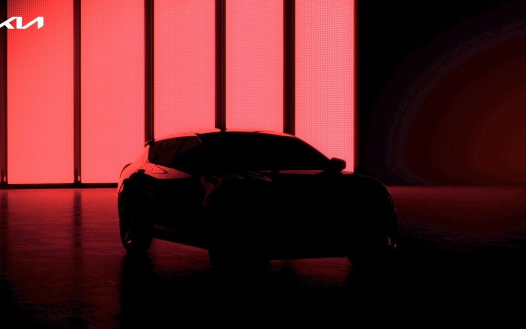Kia Presents its New Strategy, Teases CV and Big EV SUV