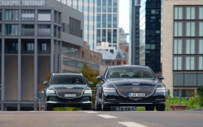 Genesis Motor Europe Inminent Announcement