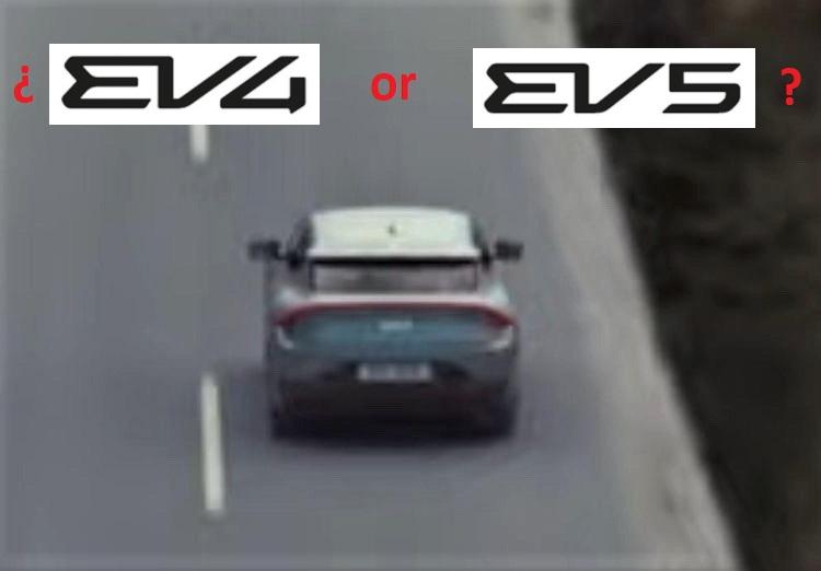 Kia Trademarks New Nameplates EK* & EV*