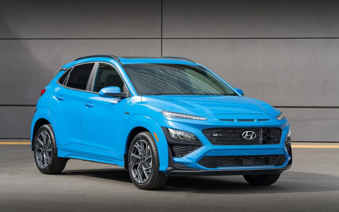 Hyundai Adds Refreshed Kona, Kona N-Line & Electric for U.S.