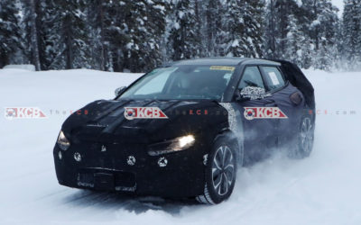Kia CV Confirmed for March Reveal