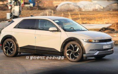 More Hyundai's IONIQ 5 Real-World Pictures