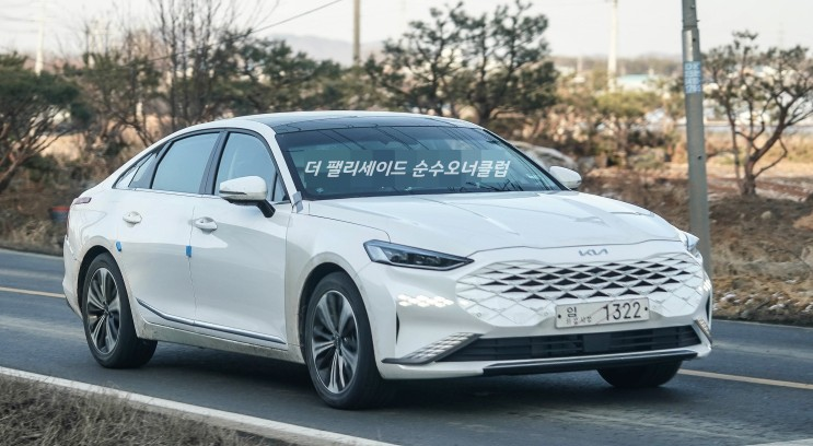More Pictures of Kia K8, Powertrain Info