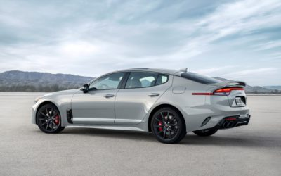 2022 Stinger Scorpion Special Edition To Offer Sportier Styling Inside & Out