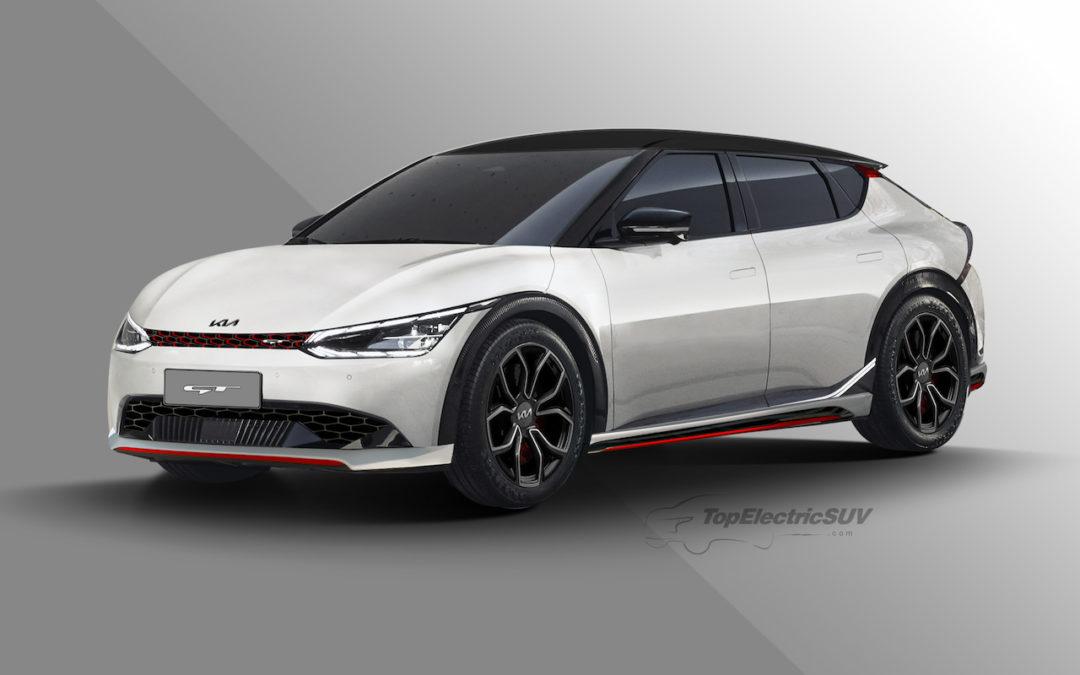 Kia EV6 GT, Will Look Like This?