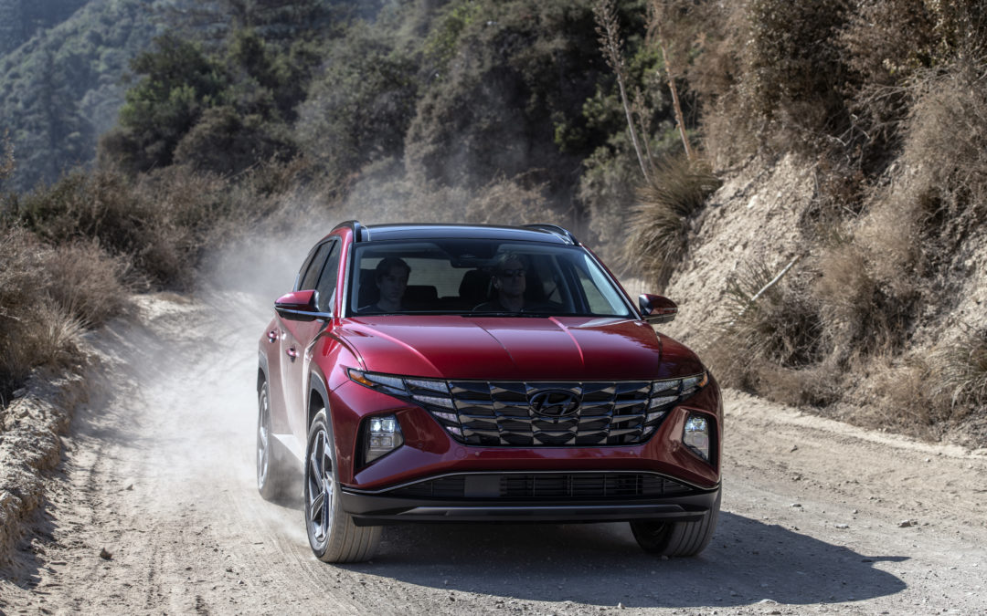 US-spec 2022 Tucson Starts at $24,950