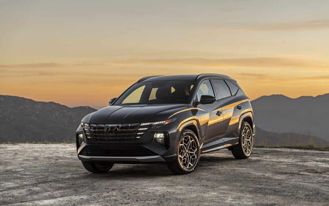 Hyundai Adds Tucson N Line & PHEV to U.S Line-up