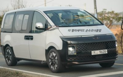 Hyundai Staria in the Wild: This is it