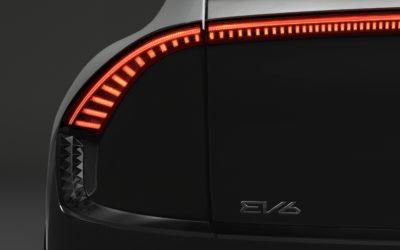 Kia Teases All-New EV6