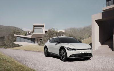 Kia Reveals More Images of EV6