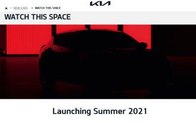 Kia CV on UK Dealers by Summer 2021