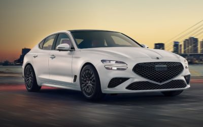 US-Spec 2022 Genesis G70 Priced From $37,525