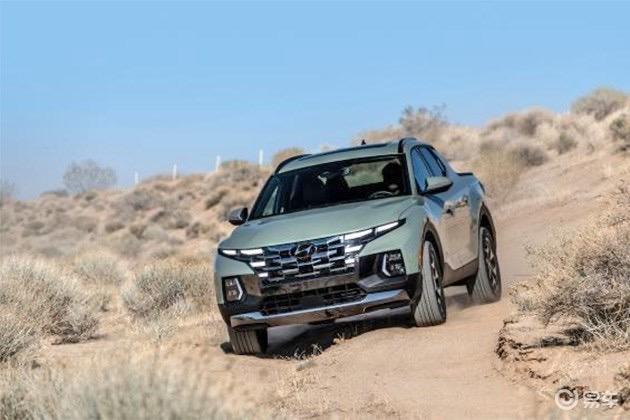 2022 Hyundai Santa Cruz Leaked!