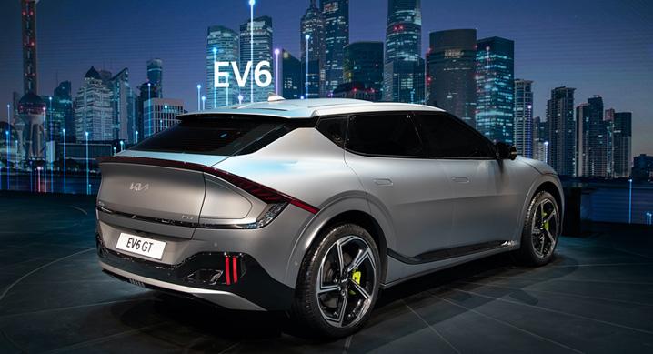 Kia Releases EV6 and Sportage Ace at AutoShangai