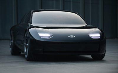 Hyundai IONIQ 6 Accelerates to Arrive Next Year