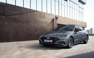 Hyundai Launched 2021MY Sonata