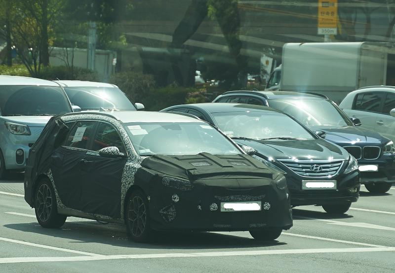 2022 Kia Ceed Tourer Facelift Spied