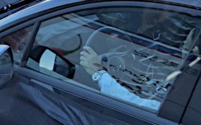 All-New Kia Sportage Interior Spied