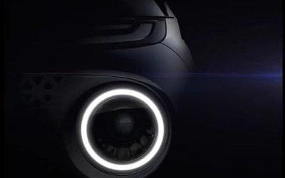 Hyundai Teases AX1 Small SUV