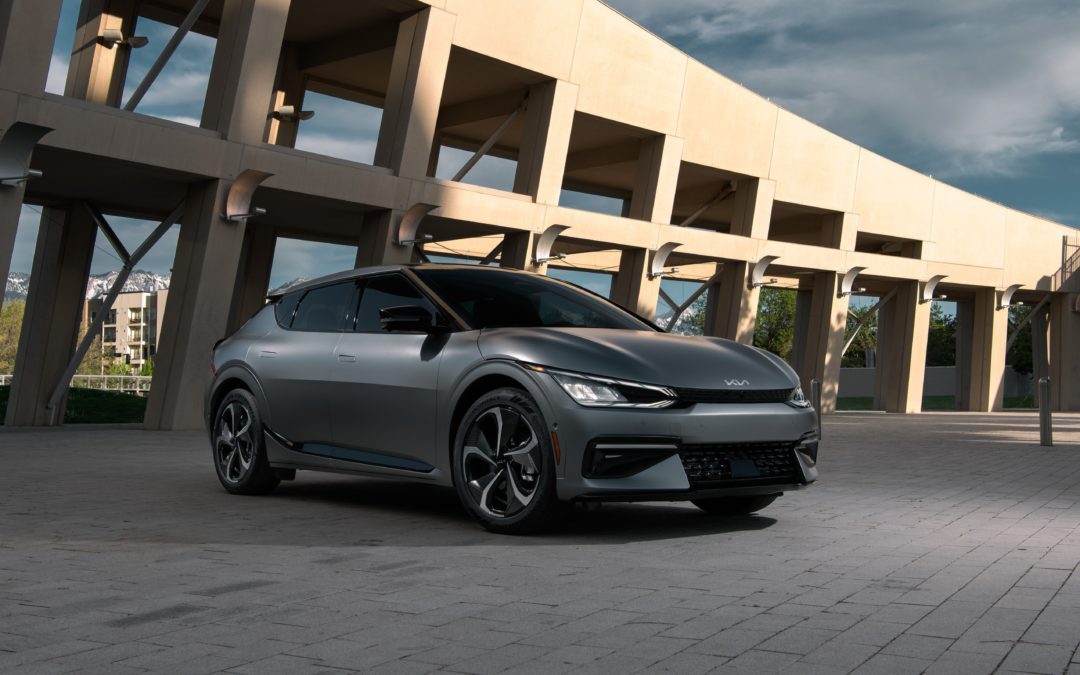 1,500 First Edition 2022 EV6 to be Available for Pre-Order on June 3rd