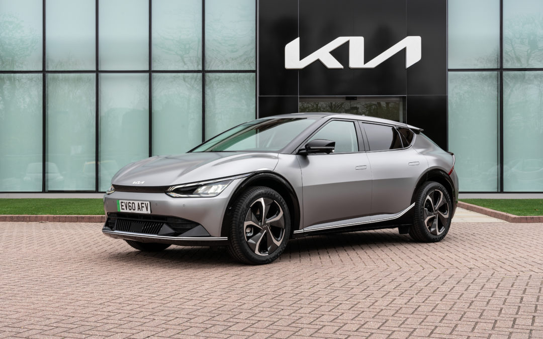 All-New Kia EV6 Starts at £40,895 in UK