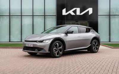All-New Kia EV6 Starts at £40,895 in UK