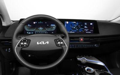In Depth Tour Inside of Kia's EV6