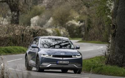 Hyundai IONIQ 5 Priced from £36,995 in UK