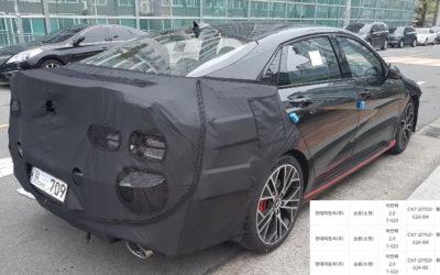 Hyundai Elantra N Set for Imminent Release