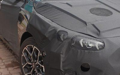 2022 Kia Ceed Range Facelift Spied w/ New Headlights