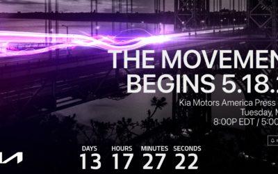 US-Spec Kia EV6 Set for May 18th Debut